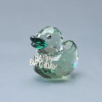 スワロフスキー Happy Birthday Duck 1078531-SN